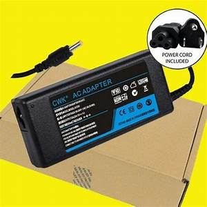 Charger For Hp Delta N17908 U1000ea Led Monitor Adapter Power Supply Cord Ac Dc