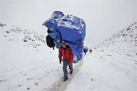 'Sherpa' highlights Everest's inequalities - Global Journalist