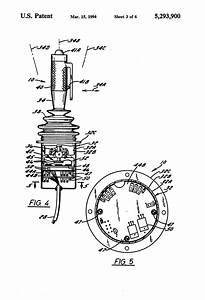 Patent Us5293900 - Joystick With Contactless Direct Drive Device
