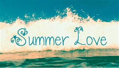 Summer Gifs Google Happy Giphy Animated Verano