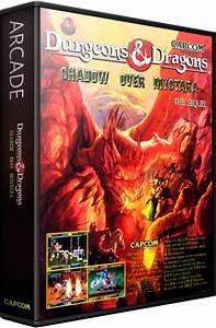 Dungeons  U0026 Dragons  Shadow Over Mystara Details
