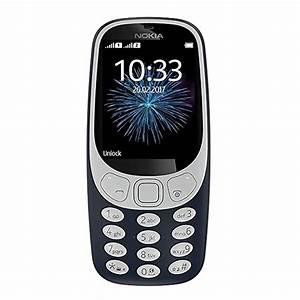 Nokia 3310 Ds  Dual Sim Dark Blue   U2013 Exobazar
