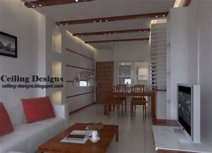 Ceiling designs for Wood ceiling designs living room