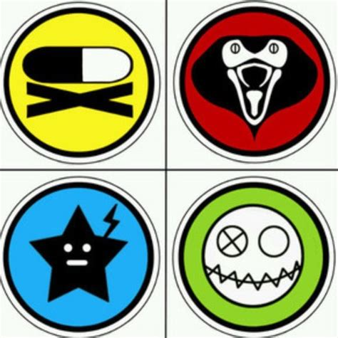 killjoy symbols mcr zone  pinterest killjoys