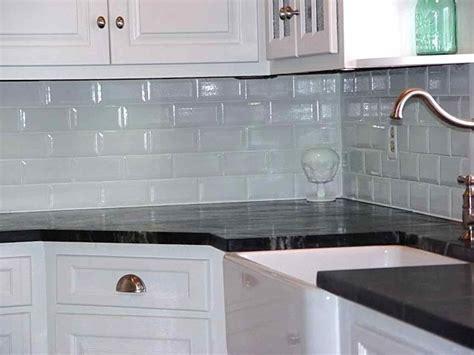 White Backsplash Tile Sample Deductourcom