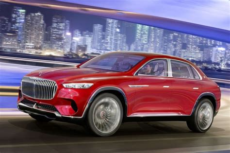 luxury mercedes maybach mercedes maybach ultimate luxury concept lekt uit