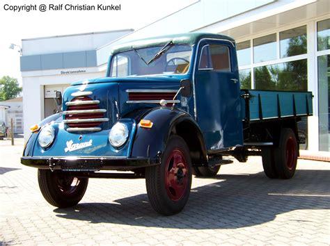 Robur Garant 30 K Pritschenwagen  Lastkraftwagen, Lkw