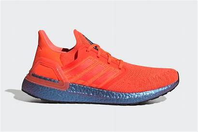 Adidas Boost Ultra Solar Iss Release Orange