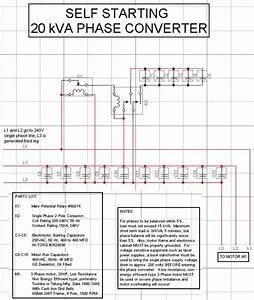 Single Phase To 3 Converter Wiring Diagram