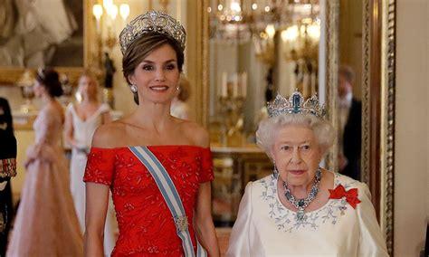 The Duchess Cambridge Queen Letizia Dazzle