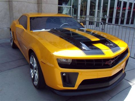 Transformers 2 Autobots Bumblebee Camaro Car