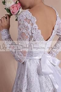 lace short plus size reception dress wedding party With plus size dress for wedding reception