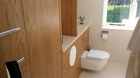 Bespoke Bathroom  Pinnacle Joinery Ltd