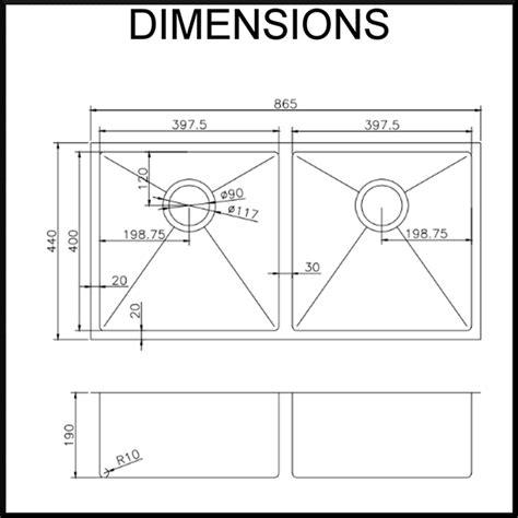 depth of kitchen sink kitchen sink dimensions 6541