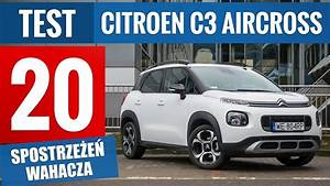 Citroen C3 Aircross 1 2 Puretech 110 Km Shine  2018