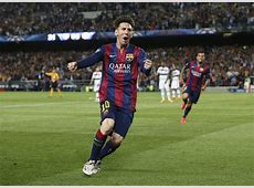 Lionel Messi Takes Champions League Record From Cristiano
