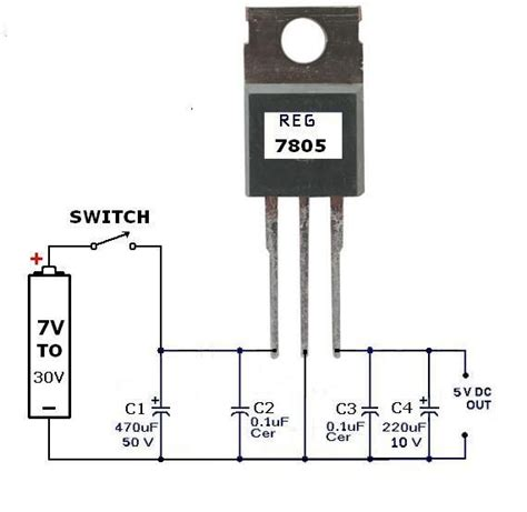 Pin James Charles Voltage Regulator Out