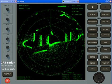 Boat Radar Terms by Nautical Software 187 Radar Course 187 Software