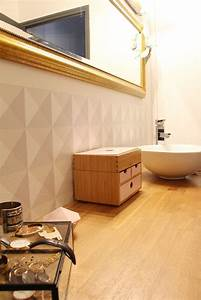 Carreaux Adhesif Salle De Bain : une cr dence pour la salle de bain blueberry home ~ Melissatoandfro.com Idées de Décoration