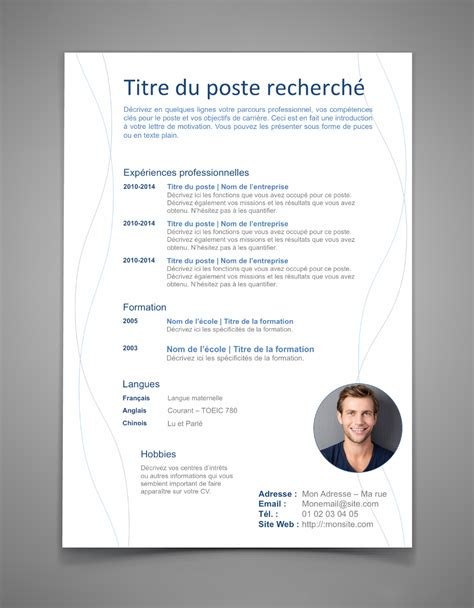 Exemples De Cv 2016 by Les 50 Meilleurs Exemples De Cv Pour 2016 O Clockweb