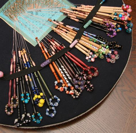 wifes bobbin lace making brian snelson flickr