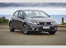 Honda Cars News 2015 Honda Civic revised with new price