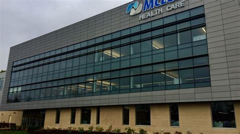 Mclaren Health Care Moves Into New Headquarters, Announces