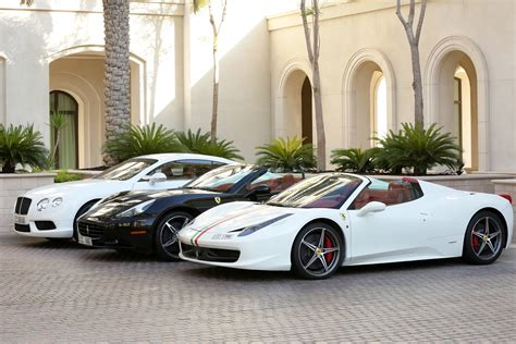 Luxury Cars Rental Dubai Sports Car Rental Dubai  Autos Post