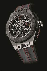 Hublot shows Ferrari Big Bang Carbon Titanium & Carbon Gold