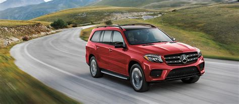 mercedes benz gls models