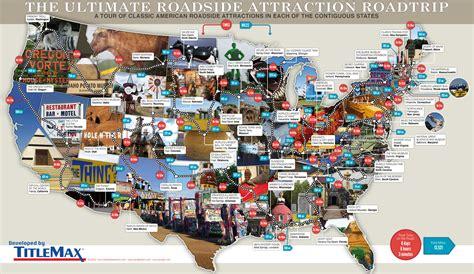 classic american roadside attraction roadtrip