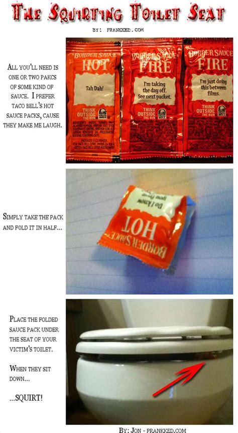 bathroom prank ideas funny april fools day pranks 15 pics