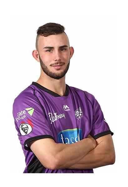 Aaron Summers Hobart Hurricanes Cricket Players Team