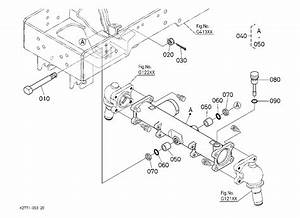 G11001 Front Differential Case Front Axle Epc Kubota Online