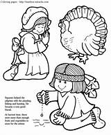 Thanksgiving Drawing Coloring Plantation Plimoth Timeless Miracle Template Related sketch template