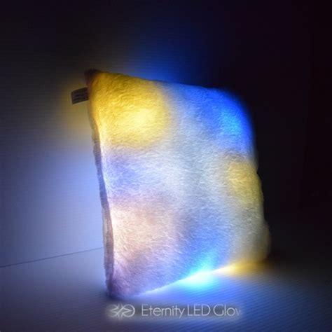 light up pillows led light up pillow eternity led