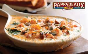 Sauce And Bread Kitchen by Pappadeaux Seafood Kitchen Menu