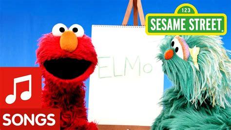 sesame street elmo     bingo elmos sing