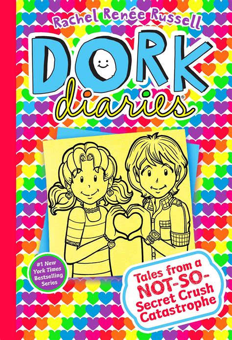 Dork Diaries 12  Book By Rachel Renée Russell Official