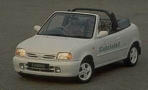 Nissan Micra Cabriolet : nissan uk k11 micra ii cabriolet concept micra sports club ~ Melissatoandfro.com Idées de Décoration