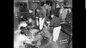 Los Angeles crime scenes in 1953