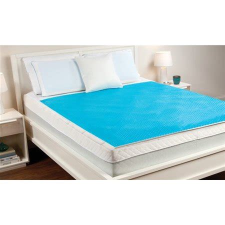 king size cooling pillow king size cooling gel pad 237 6a hydraluxe cooling gel