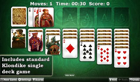deck solitaire app solitaire deck hd android apps on play