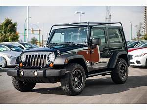 2007 Jeep Wrangler 6 Speed Manual Outside Victoria  Victoria