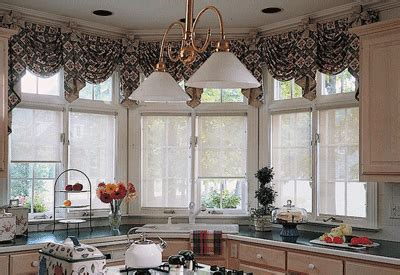 curtains for kitchen window curtain design