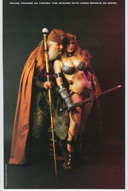 Erotic Worlds of Frank Thorne #1B on Collectorz.com Core Comics