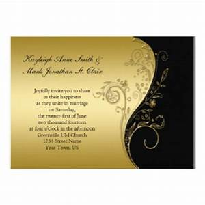 black and gold wedding invitations 8000 black and gold With black and gold wedding invitations uk