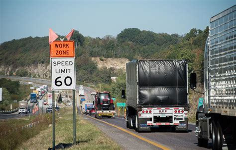 guide examines safety  work zone plans