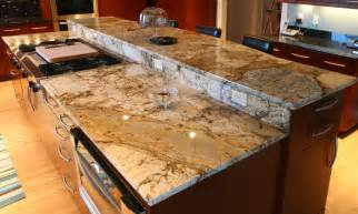 kitchen island with granite countertop granite countertop gallery st louis