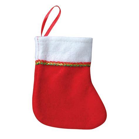 christmas mini stockings wholesale 4 quot mini sku 423826 dollardays